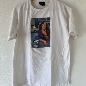 Back to the Future Lorraine Car graphic tee